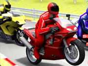 3D MotorBike Racing Icon