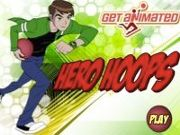 Ben 10 Hero Hoops Icon
