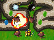 Bloons Tower Pertahanan 4 ikon