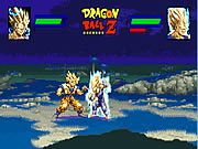Dragon Ball Z moci úrovni Demo