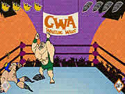 GWA Wrestling Riot Icon