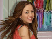 Hannah Montana Dress Up Icon