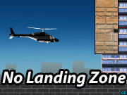 No Landing Zone Icon