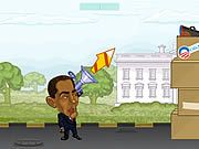 Presidential Street Fight Icon