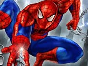 Spiderman stad Raid