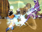 Dragon Ball Z lucha