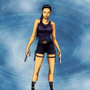 Angelina Jolie Dressup Icon