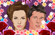 Brangelina Dress Up Icon