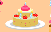 Cake Dress Up Icon
