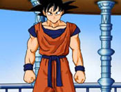 Dragon Ball Z Dress Up Icon