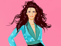 Dress Up Penelope Cruz Icon