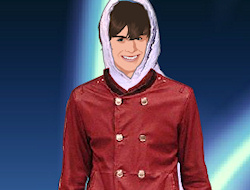 Dress Up Zac Efron Icon