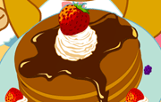 Happy Pancake Icon