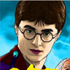 Harry Potter mewarnai