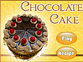 How to bake a chocolate cake Icon