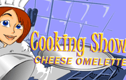 Make a Cheese Omelette Icon