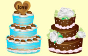 Perfect Wedding Cake Icon