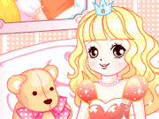 Princess Decorate Icon