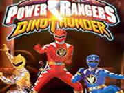 Dino Thunder Power Rangers