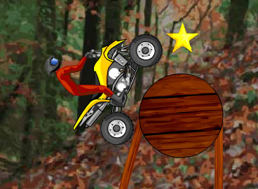Quad Extreme Racer Icon