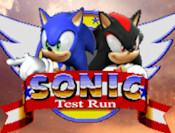 Sonic Test Run Icon