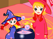 Witch Room Decorate Icon