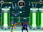 X-Men vs Justice League