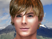 Zac Efron Makeover Icon